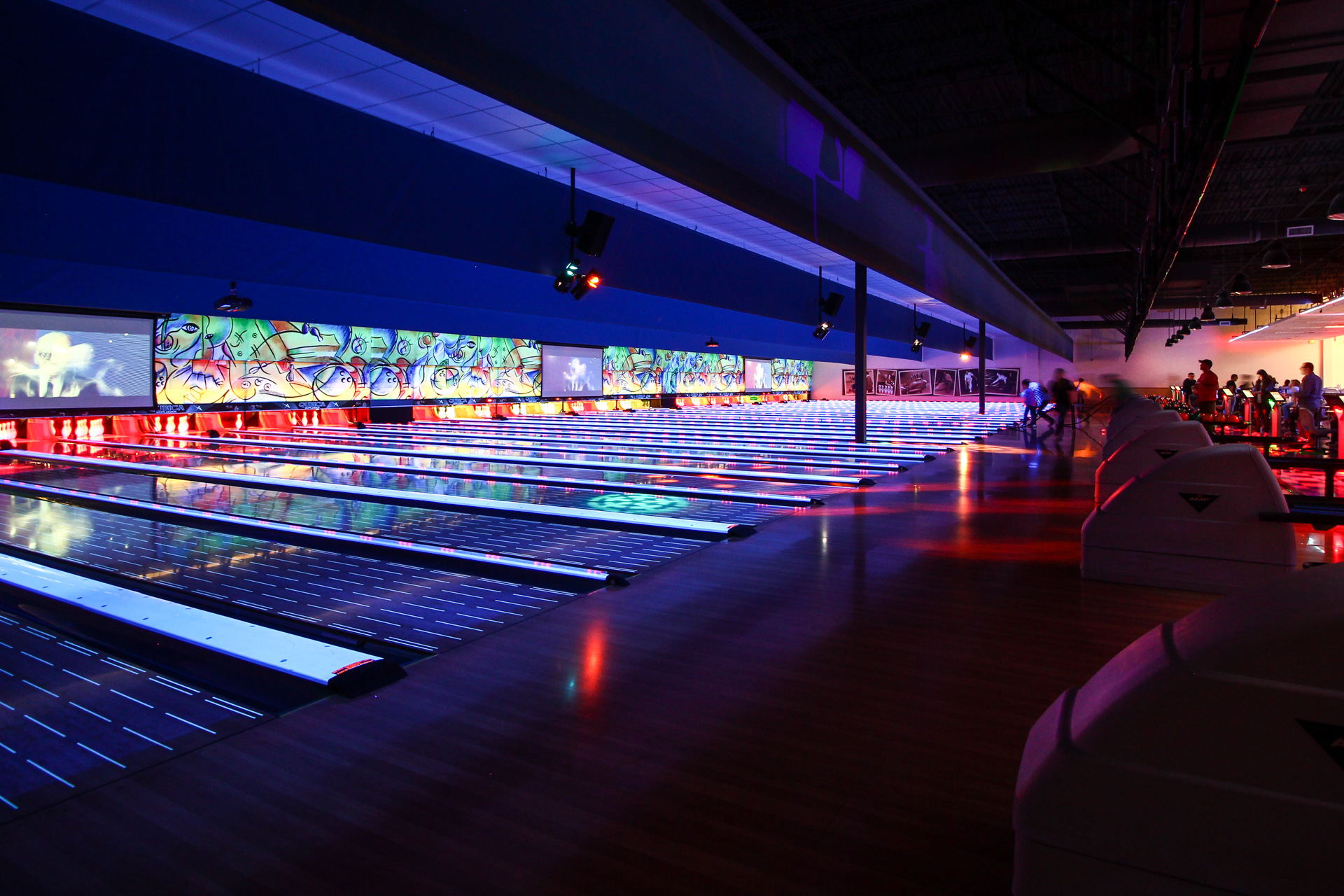 Bowling Birthday Party Louisville Ky